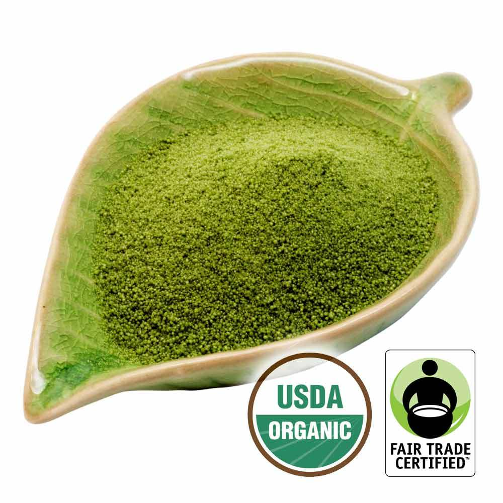MATCHA organic fair trade Green Tea 2 oz