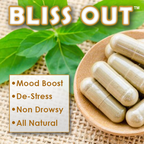 BLISS OUT™ Mood Enhancing Capsules (30 ct.)