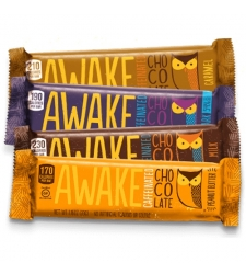 AWAKE Chocolate Energy Variety (4 bars)