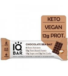 IQ Bar Chocolate Sea Salt