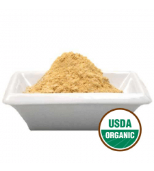 MACA ROOT Organic Powder Sample