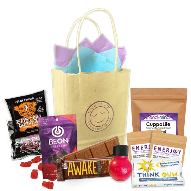 ENERGY & FOCUS Deluxe Gift Set