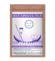 ALL SMILES TEA with Blue Lotus Extract (1.5 oz)