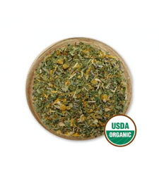 SERENITY NOW! organic loose leaf tea 2 oz (56g)