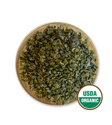 GUNPOWDER GREEN organic loose leaf tea 2 oz (56g)