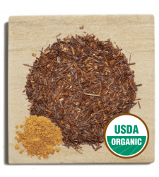 AFRICAN ROOIBOS TEA WITH KANNA (Sceletium) organic loose leaf  2 oz (56g)