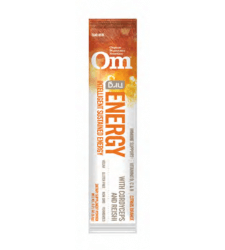 OM ENERGY - Mushroom Blend with Natural Caffeine Boost (single instant serving)