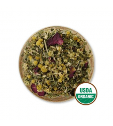 LUCID DREAM organic loose leaf tea 2 oz (56g)