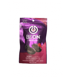 BeOn Energy Gems - Dark Berry Chocolate