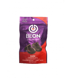 BeOn Energy Gems - Dark Chocolate