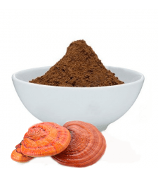 RED REISHI (Ganoderma lucidum) Mushroom Powder