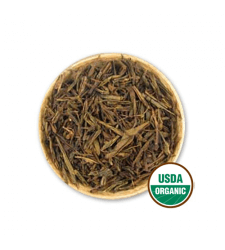 HOUJICHA organic loose leaf tea 2 oz (56g)
