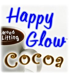 HAPPY GLOW COCOA with Blue Lotus extract