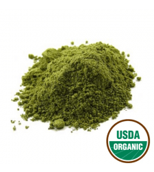 ORGANIC GOTU KOLA powder 4 oz (112g)