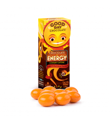 GOOD DAY CHOCOLATE - Energy