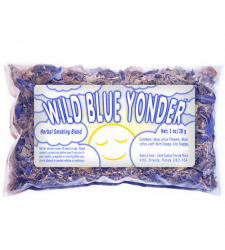 WILD BLUE YONDER herbal blend 1oz