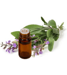 SAGE Essential Oil .5 oz