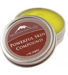 POWERFUL SKIN COMPOUND Salve Skin Balm