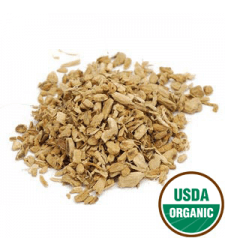CALAMUS ROOT Certified Organic Cut and Sifted 2 oz.