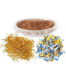 BLUE LOTUS VARIETY (flowers, stamens, 50:1 extract)